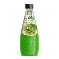 Boissons Basil 290ml au Kiwi