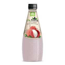 Boissons Basil 290ml au Litchi