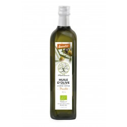 Huile D'Olive Vierge Extra - Demeter - 0,5 L